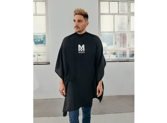 Hair dressing cape